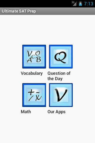 玩教育App|Ultimate SatPrep Pro免費|APP試玩