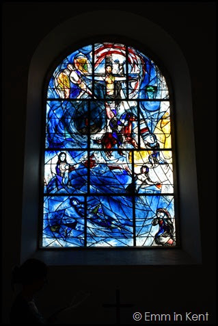 East Window, All Saints Tudeley