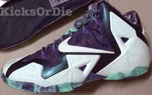 on sale 66c94 7ea11 ... where can i buy leaked nike lebron xi 11 allstar game edition 19f0e  bd105