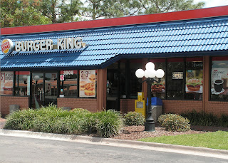 Flyparking only at Archer Road Burger King