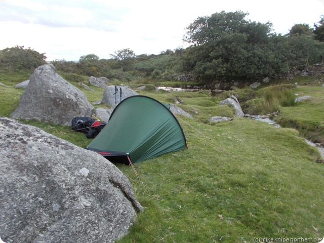 first camp nr ivybridge