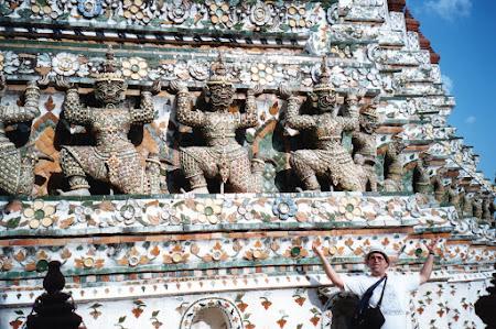 Obiective turistice Thailanda: Wat Arun Bangkok