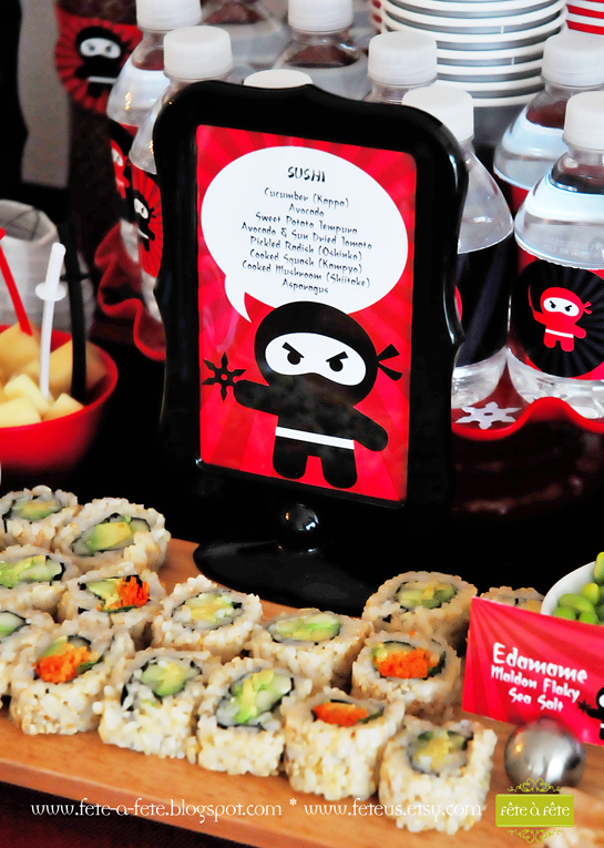 menu-sushi---Ninja-Party-by-Fete2