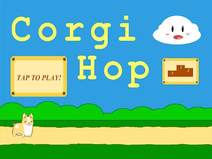 Corgi Hop