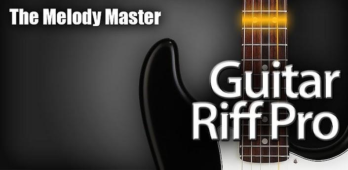 Guitar Riff Pro apk
