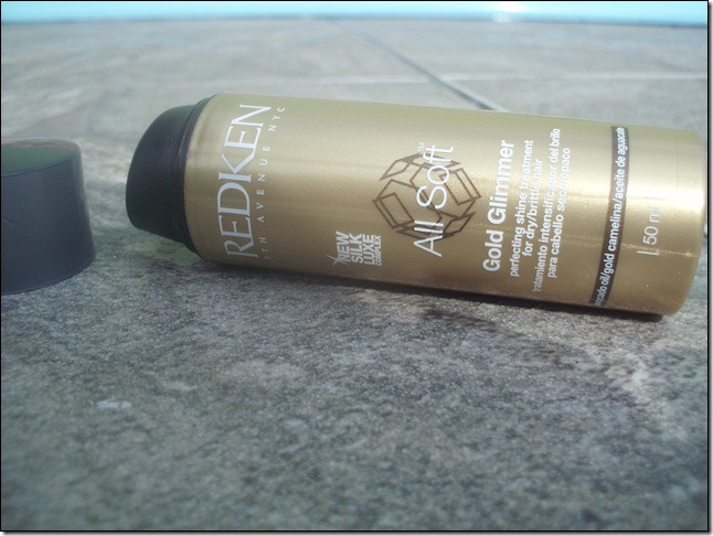 Gold Glimmer Redken All Soft