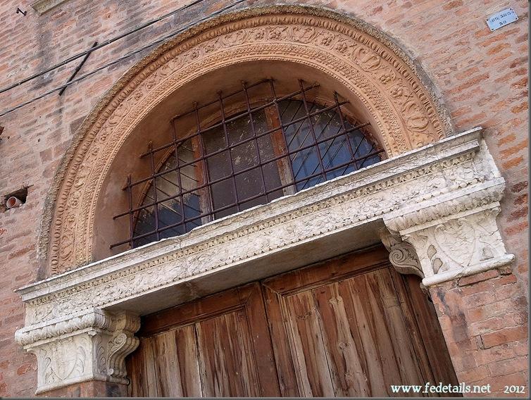 Palazzo -Torre Via Ghisilieri, Ferrara, Italia - Palace -Tower Via Ghisilieri, Ferrara Italy - Property an Copyright www.fedetails.net