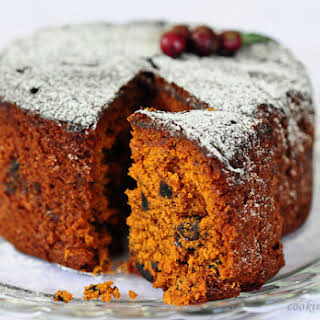 Kerala Christmas Fruit Cake.