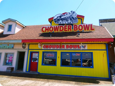 Chowder Bowl