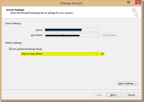 Tech and me: Searching All items in Outlook 2013
