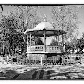 Coreto Tavira by Miguel Pires - City,  Street & Park  Historic Districts ( river tavira algarve portugal )