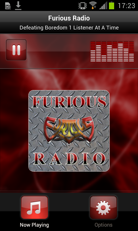 Furious Radio- screenshot