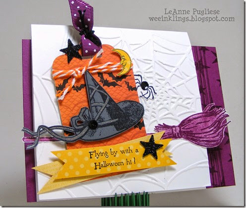 LeAnne Pugliese WeeInklings ColourQ263 Halloween Hi