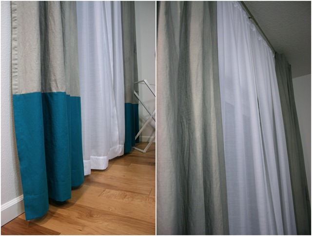 DIY colorblock curtains-023