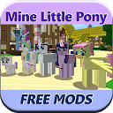 Mine Little Pony Mod for MCPE mobile app icon