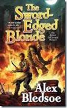 The Sword Edged Blonde