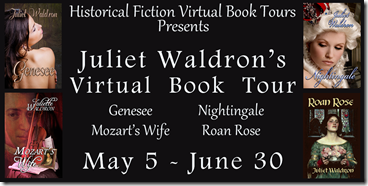 Juliet Waldron_Tour Banner