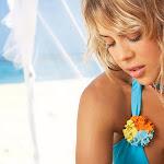 Natalia Paris – Modelando Trajes De Baño Foto 13