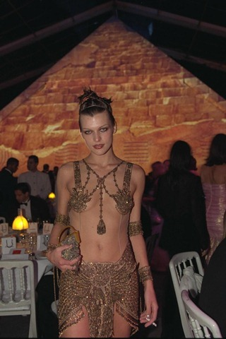 Milla Jovovich at the 1997 Cannes Film Festival (SB)