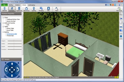 Free home plan design software - Free house plan software ...