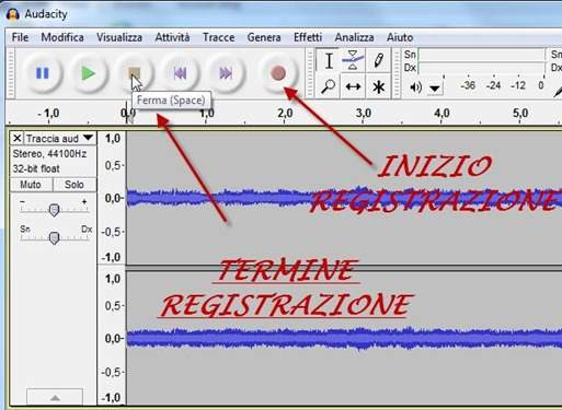 registrare-streaming