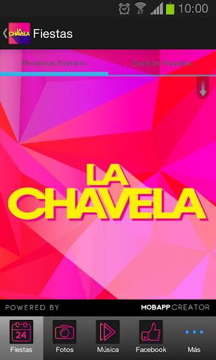 La Chavela