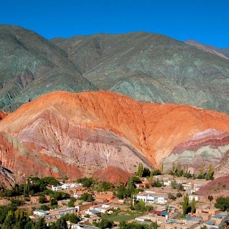 Purmamarca And The Hill of Seven Colors