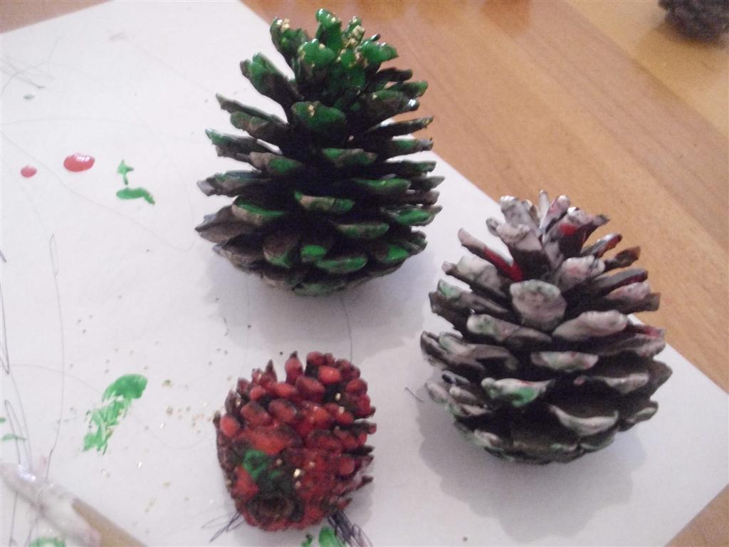 The Do-It-Yourself Mom: Christmas Holiday Preschool Crafts