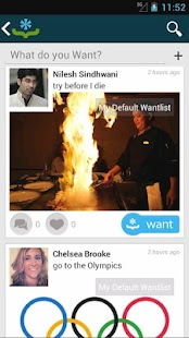 liveWants- screenshot thumbnail
