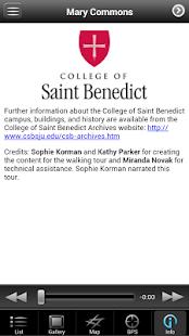 CSB Walking Tours- screenshot thumbnail