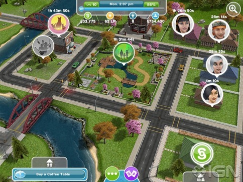 sims freeplay ign