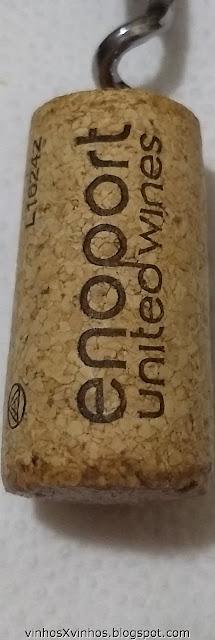 Rolha do vinho Aldeia Leal