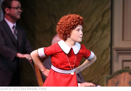 'Annie The Musical,' photo (c) 2012, Eva Rinaldi - license: http://creativecommons.org/licenses/by-sa/2.0/