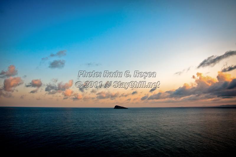 Insula Benidorm, Spania