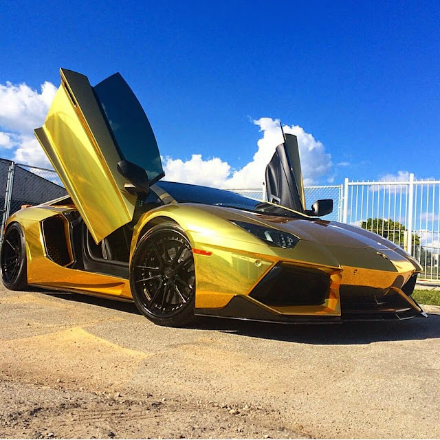 Lamborghini Aventador Rental: Www.SouthBeachExoticRentals.com