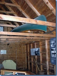 6795 Quebec - Gatineau Park - Mackenzie King Estate - Kingswood - inside the Boathouse