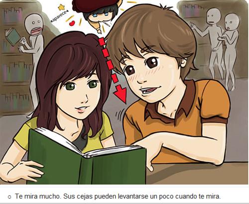 Buscando Señas De Tu Mirada Frases Amor