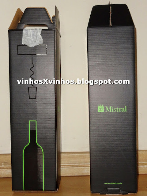 caixa mistral