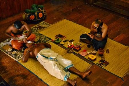 Traditii India: Dans Kerala