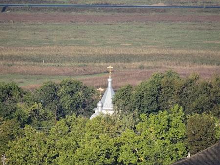 Drumul vinului -Basarabia: Biserica la Orhei