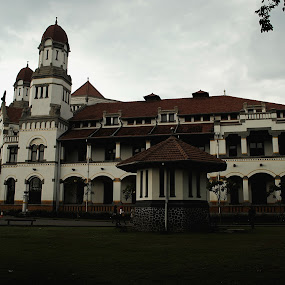 lawang sewu  by Christian Nugroho - Buildings & Architecture Public & Historical