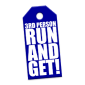 3rd Person RunAndGet!!