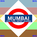 Mumbai Train Route Planner icon