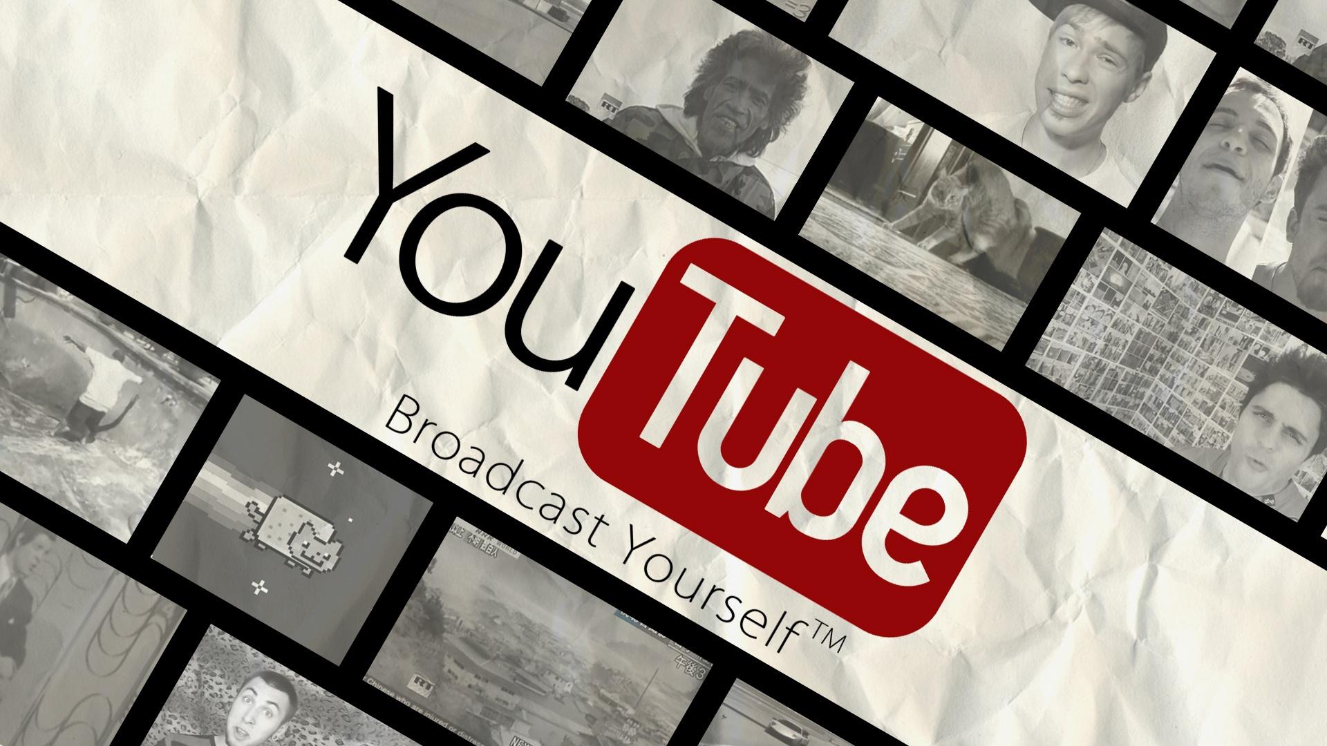 youtube/broadcastyourself