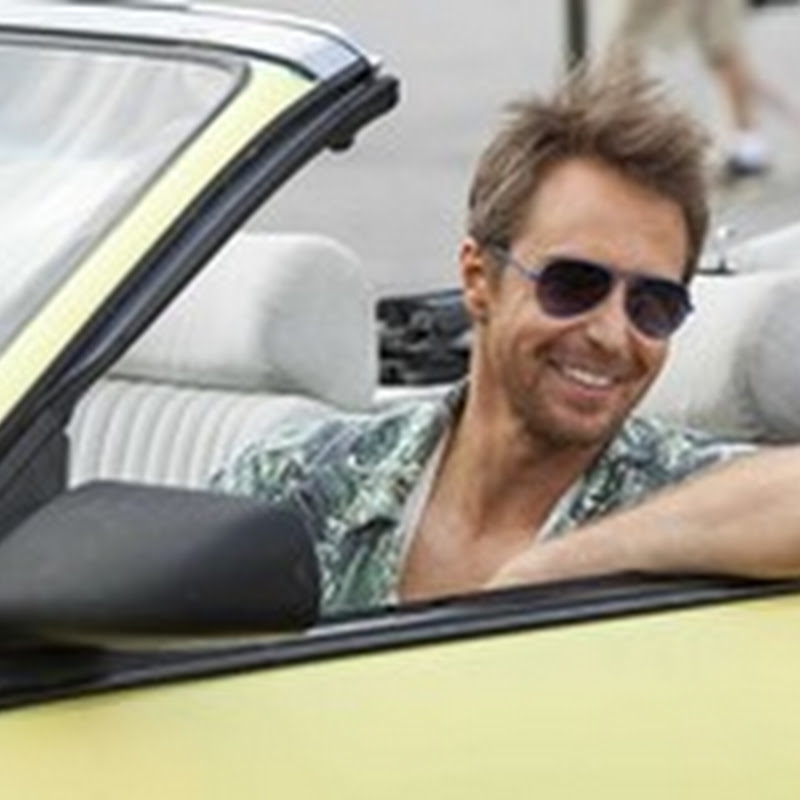 "Sam Rockwell Goes All ""The Way, Way Back"" for Feel-Good Film"