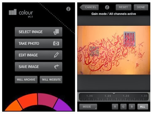 Mill Colour para iOS