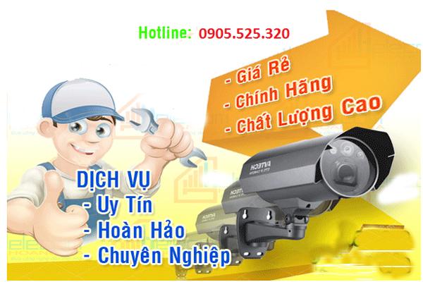 Lắp Đặt Camera Quan Sát Huyện Ninh Sơn