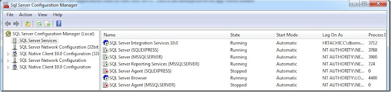 Dave Barrows Tech Blog: The remote procedure call failed (0x800706be