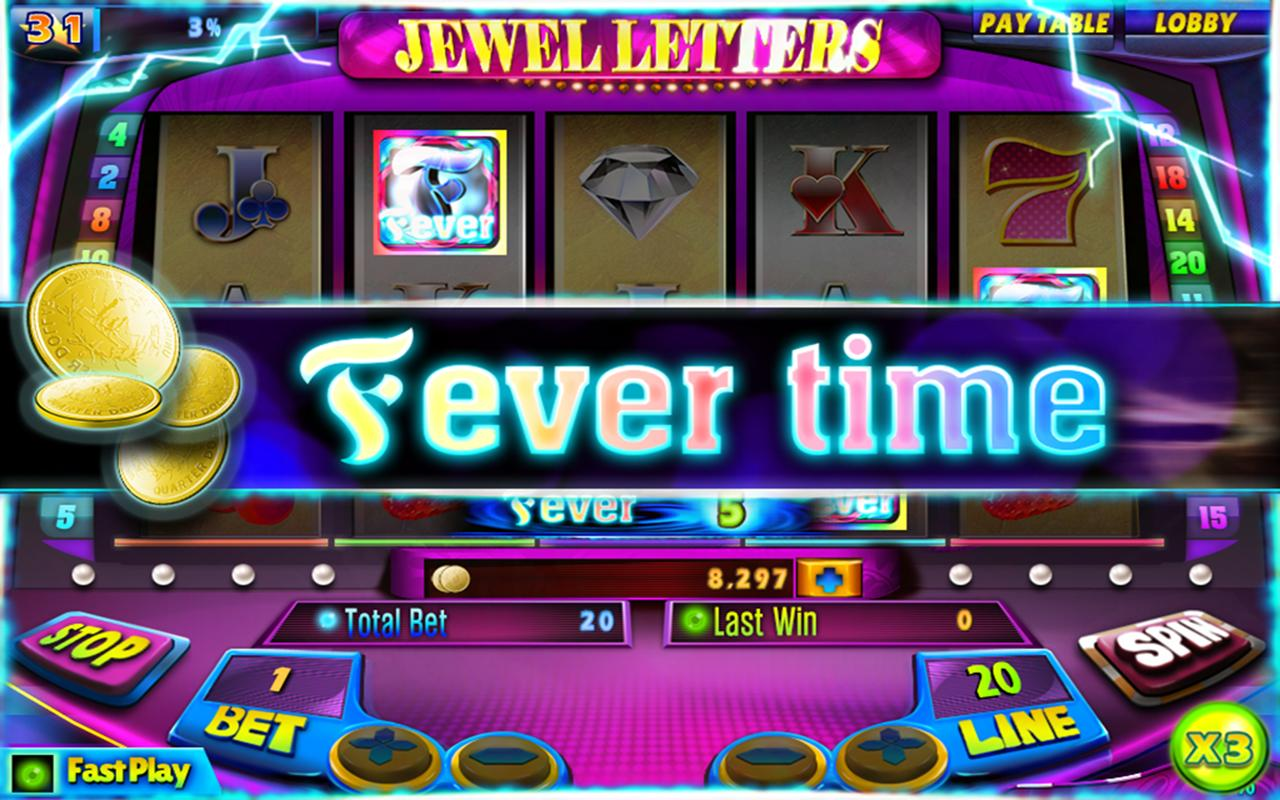 Nuri Slots - Lightning Fever - screenshot