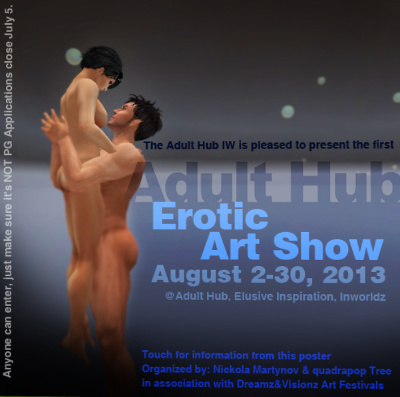 First Annual Erotic Art Show